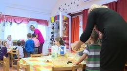 Egészséges életmód hetet tartanak a Katolikus Óvodában