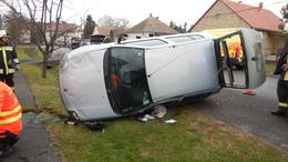 Fotókon a szerdai baleset