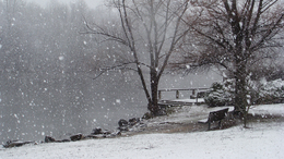 Hamisítatlan téli idő, többfelé havazással