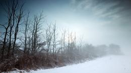 Hideg idő, fokozódó ködhajlammal
