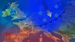 Január meghozza a télies fordulatot az időjárásban