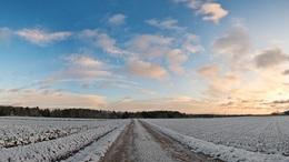 A hideg mellé a hó is megérkezik