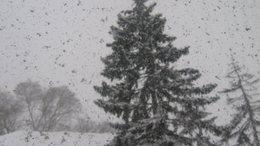 Havazással, ónos esővel melegfront vonul át felettünk