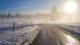 Marad a frontokkal tarkított téli idő