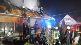 Öt műszaki mentés és öt tűzeset