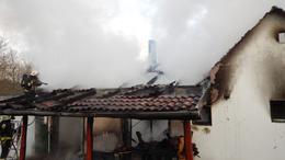 Fotókon a szerdai tűzeset