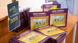 Különleges mesekönyvet mutatott be a NÉBIH és az agrártárca