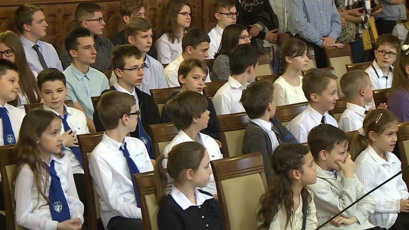 Zrínyi Ilona Országos Matematikaverseny Megyei díjátadója