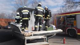 Tűz ütött ki egy balatoni hajóépítő üzemben