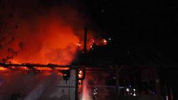Lovarda lángolt Kaposváron