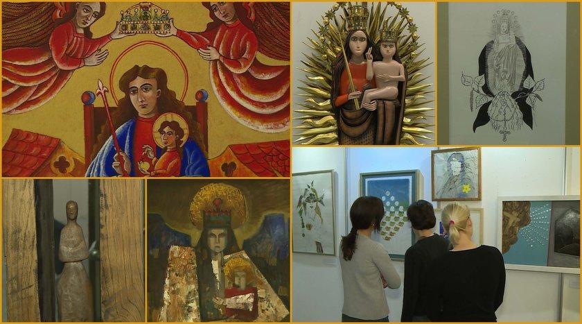 A Boldogasszony-kiállítás május 28-ig tekintehtő meg.