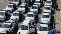 17 új rendőrségi autót kapott a megye