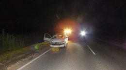 Rendőrt gázoltak a piás sofőrök, majd elhajtottak