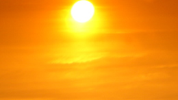 Rövid időre beköszönt a hőség