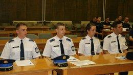 Munkába álltak a frissen végzett hadnagyok