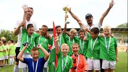 Hat kaposvári arany a Sportfesztiválon