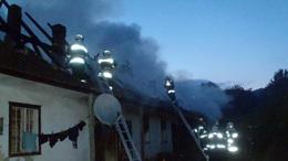 Lakóház lángolt Somogydöröcskén
