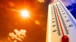 Hétfőre közel 40 fokos levegő árasztja el hazánkat!