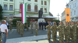 Ünnepi műsorral emlékezett Kaposvár az államalapításunkra