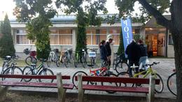 Bringás Reggeli és BikeSafe Marcaliban