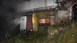 Hétvégi ház lángolt Kaposváron