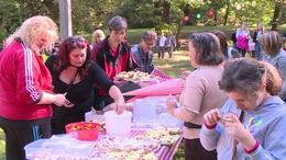 Családi pikniket szerveztek a gárdonyisok