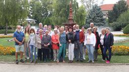 Angliai vendégek jártak a kaposvári evangélikusoknál