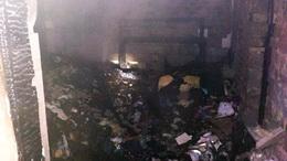 Kazánház lángolt Karádon