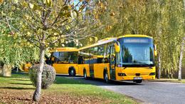 Új buszok a Volán flottájában