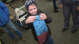 A hulladékmentességre hívják fel a figyelmet a Kaposvári Nagypiacon