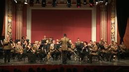 Idén sem maradt el a Helyőrségi Zenekar adventi koncertje