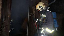 Mozgalmas volt a somogyi tűzoltók újéve