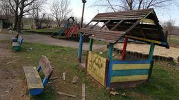 Megrongálták egy játszóteret