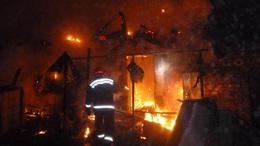 Tűz pusztított Fiadon