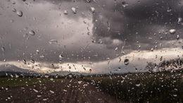 Ciklon okoz csapadékot és jelentős hőmérsékletváltozást