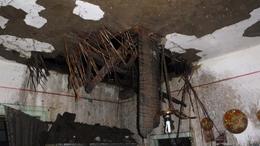 Lakóház lángolt a Balatonnál