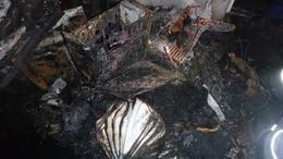 Raktár lángolt Kaposváron