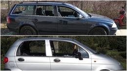 Két autót is leamortizált dühében egy zákányi férfi