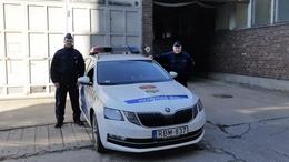 Életet mentettek a siófoki rendőrök