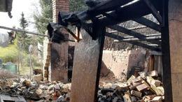 Gázpalackok robbantak fel egy égő kazánházban