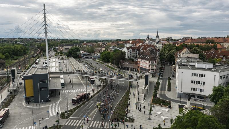 Idén Kaposváron volt az első szakasz befutója.