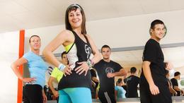 Három éves a kaposvári Fitness Aréna