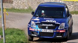 Kettőből kettő győzelem a rally bajnokságban