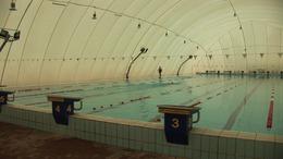 Újra nyitva az 50 méteres medence
