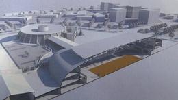 Készülnek az új sportcsarnok tervei