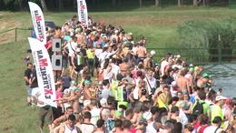 Kaposvári sikerek a rekord nagyságú Deseda Triatlonon