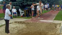 Pers Alex ezüstérmes a diákolimpián