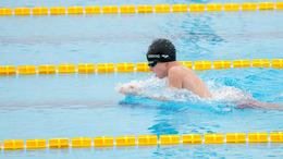 Tíz dobogós helyezést hoztak a kaposvári úszók