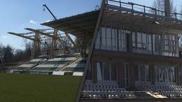 Így áll most a Rákóczi-stadion
