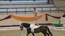 Bence Balázs döntős a lovastorna világkupán